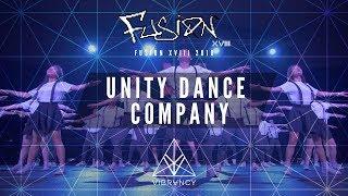 Unity Dance Company   Fusion XVIII 2018 [@VIBRVNCY Front Row 4K]