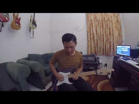 Kenny wayne shepherd - nothing but the night (solo cover) [suhr]