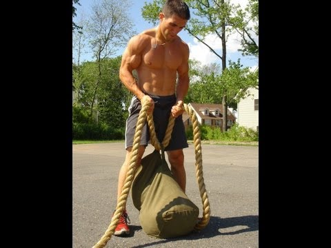 Best Sandbag Exercises & Workouts For Strength, Size & Power Image 1