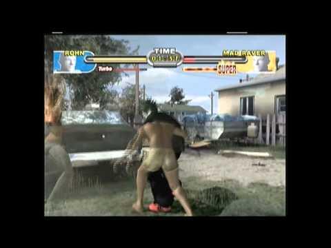 japanese ryona wrestling2