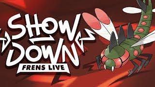 """YANMEGA SLASHES THROUGH"" Pokemon Ultra Sun & Moon! OU Showdown Live w/PokeaimMD, MrJamvad & Emvee"
