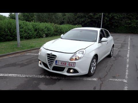 GoPro Drive 10 - 2015 Alfa Romeo Giulietta 1.6 JTDm Distinctive