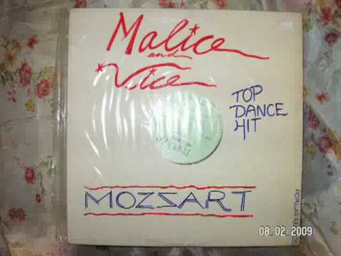 Mozzart Malice And Vice