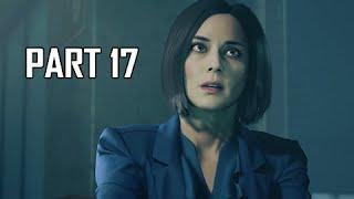 Quantum Break Walkthrough Part 17 - Time Machine (XBOX One Let's Play Commentary)