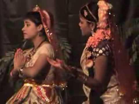 Shri Krishna Raslila, Ananya Dutta, Deepika, Gopis, Maha Rakh 2013, Joysagar, Video-5 video