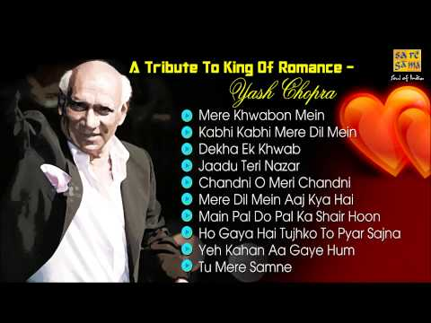 king Of Romance Yash Chopra - Love Songs - Evergreen Romantic Songs - Jukebox video
