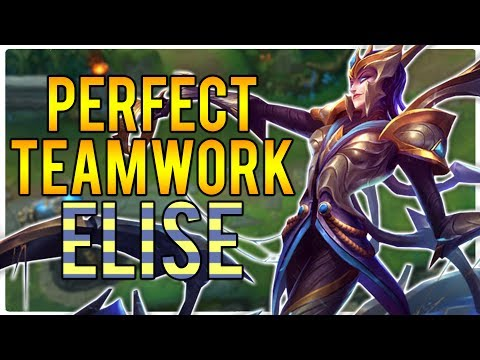 PERFECT SOLOQ TEAMWORK? - Climb to Masters | League of Legends