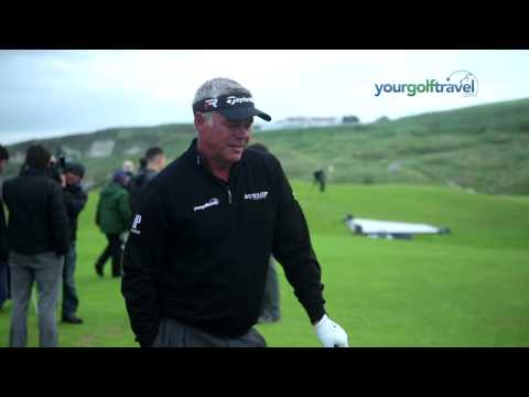 Darren Clarke - What's in your bag? Talking to Your Golf Travel about his golf equipment