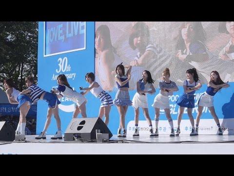 170514 트와이스 (TWICE) TT(티티) [전체] 직캠 Fancam (포카리스웨트30주년 블루런 서울대공원) by Mera