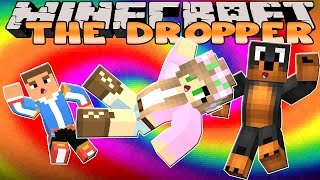 Minecraft- Little Kelly- The Dropper - REUNITED WITH DONUT THE DOG!