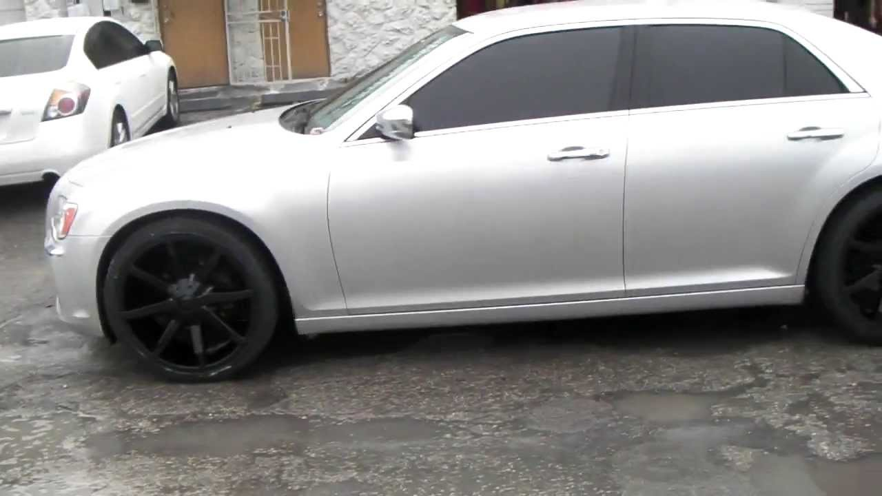 Dubsandtires Com 22 Inch Kmc Km 651 Slide Gloss Black