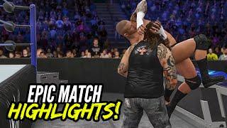 WWE 2K16 No Mercy 2016 Randy Orton vs. Bray Wyatt | EMH Series!