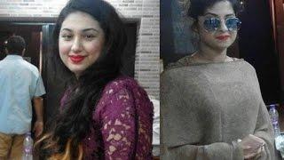 অপু-বুবলি একই সঙ্গে ভোট দিলেন ! Bangla Hit Showbiz News !