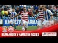 Kilmarnock Hamilton goals and highlights