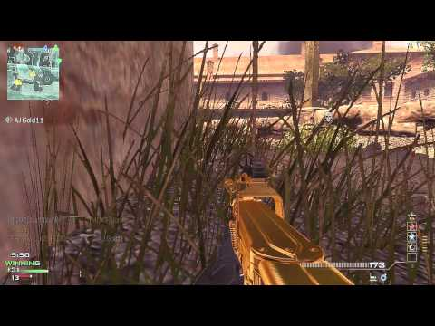 MW3 - P90 M.O.A.B | Sanctuary Smackdown! (Modern Warfare 3 MW3 Sanctuary MOAB Gameplay)