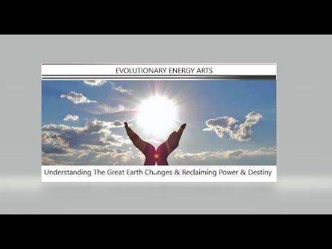 Evolutionary Energy Arts Live Stream Call In 614-400-5835