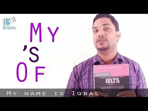 Spoken English In Malayalam- Level 2, Day 9 video