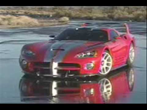 Dodge Viper GTS/R Concept Factory Footage