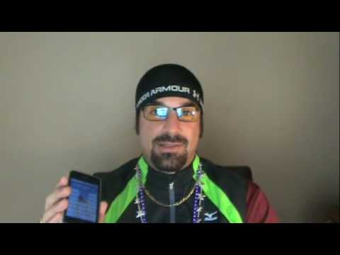 Larry G reviews Pocket Ali G for the iPhone/Ipod Touch