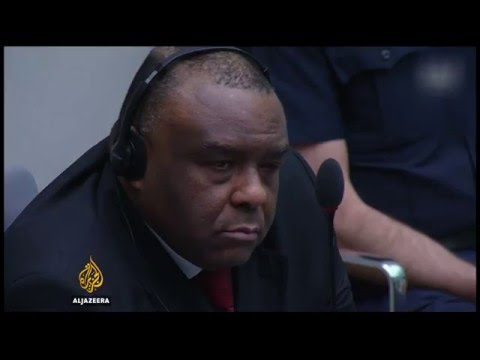 ICC convicts former DR Congo vice president of war crimes