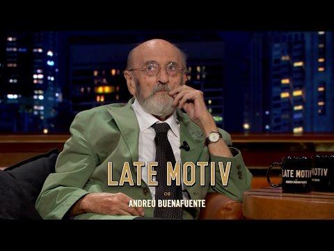 LATE MOTIV - Alvaro Pombo. Un académico en el late   #LateMotiv119