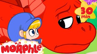 Game of Dragons - My Magic Pet Morphle | Cartoons For Kids | Morphle TV | Kids Videos