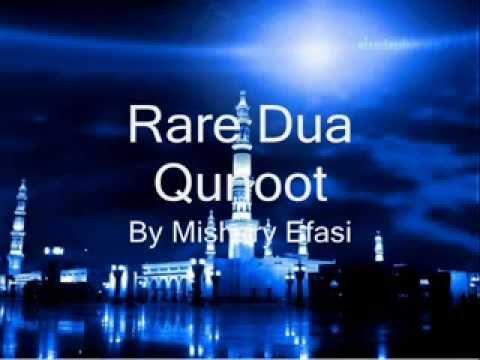 Islamic Videos : Dua Qunoot   Qunut For  Witr Salah - Mishari Rashid Al Affasy video