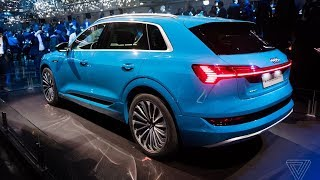 2019 Audi E-Tron - The Best Electric SUV?
