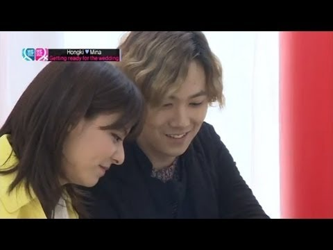 Global We Got Married EP07 (Hongki&Mina)#1/3_20130517_�리 결���� ���_EP07(�기&미�)#1/3