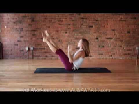 Pilates in 3 Minutes | Alisa Wyatt