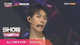 Show Champion Ep 298 Knk Lonely Night