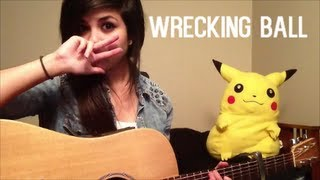 WRECKING BALL - Miley Cyrus | League of Legends Acoustic Parody