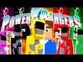 POWER RANGERS - THE SERIES - LITTLE DONNY IS CAPTURED - Minecraft Custom Mod Adventure.
