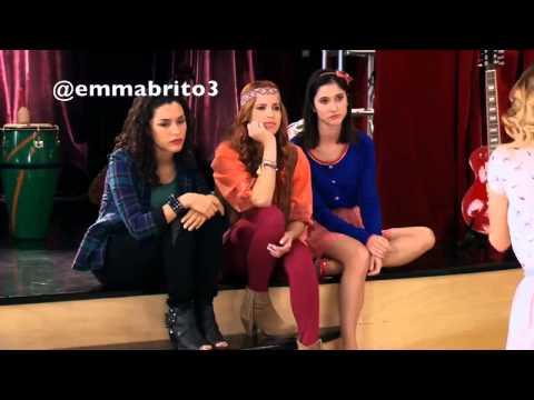 Violetta 3 - León y Violetta se quejan de cada uno (03x55)