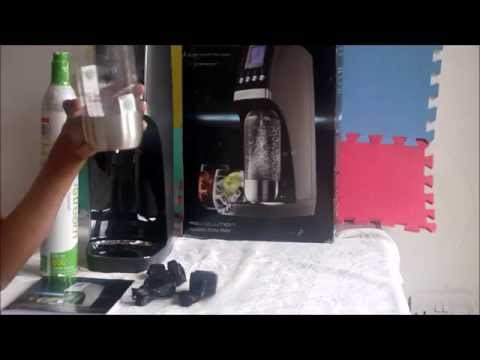 Sodastream Revolution Review by Mummy and the Cuties