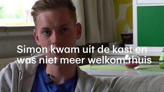 'Ik was niet meer welkom bij mijn moeder, omdat ik homo ben' - RTL NIEUWS
