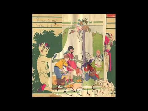 Animal Collective - Did You See The Words