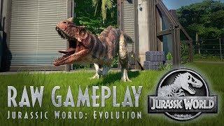 Jurassic World: Evolution | Uncut Gameplay