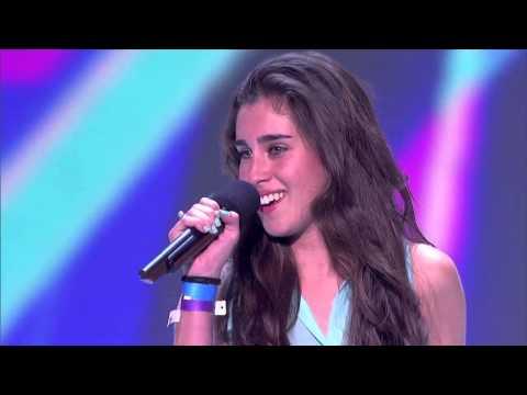 Lauren Jauregui - If I ain't got you (The X factor usa)
