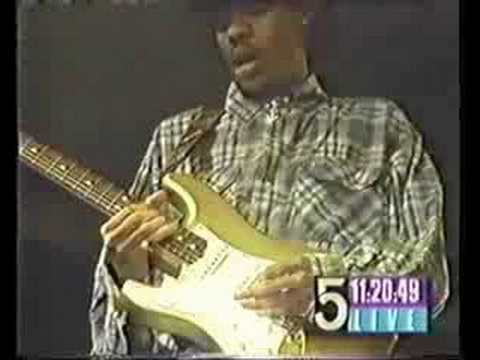 Eric Gales - NYE party Memphis - (1994)