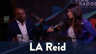 LA Reid Thinks Kanye West is the Greatest! 3/7 | KiddNation