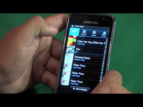 Análisis del samsung galaxy S en español HD