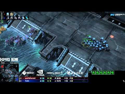 Finał - TvP- Parting vs Flash - Foxtrot - g7 - Starcraft 2 HD