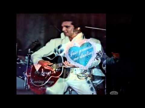 Elvis moody blue lyrics