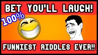 15 most funny riddles for kids and adults!!