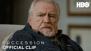 'I'm Still Processing' Ep. 7 Official Clip | Succession | HBO