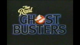 Real Ghostbusters Season 2 Opening and Closing Credits and Theme Song