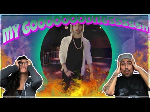 Eminem - Kick Off (Freestyle) REACTION
