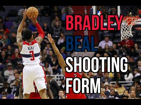 Bradley Beal Shooting Form