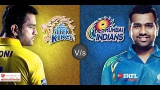 IPL 8 : Super Sixes Challenge CSK Vs MI